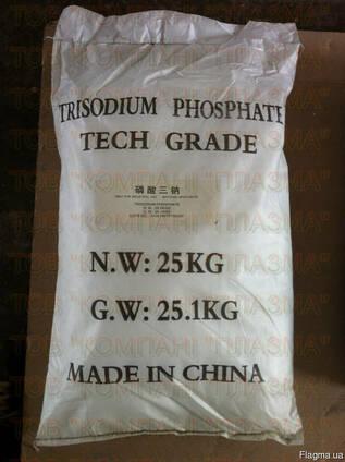 Тринатрийфосфат, Китай