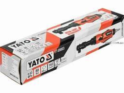 """Тріщатка пневматична YATO 1/2"""" 80 Нм 142 л/хв 6.3 бар"""
