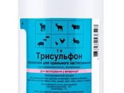 Трисульфон 48%, 1л