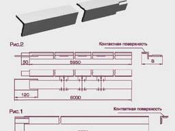 Троллейные секции K580 - K589