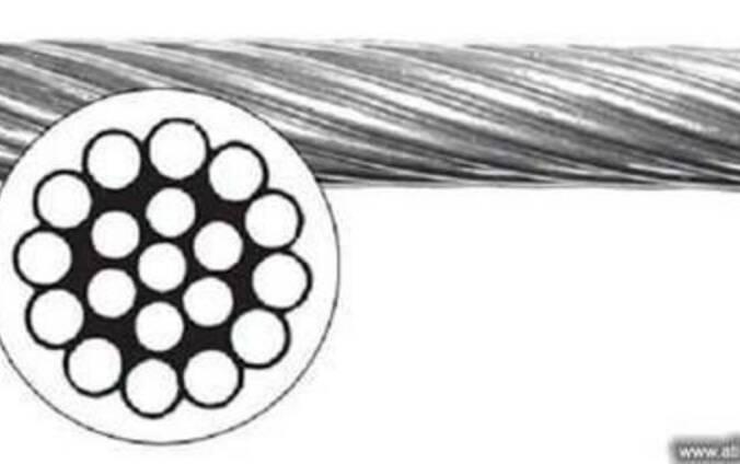 Трос нержавеющий, диаметр 1,25мм, 1х19