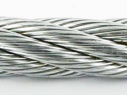Трос стальной ф22, 5 ГОСТ 2688-80 ассортимент крепежи. . .