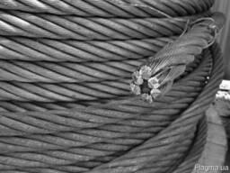 Трос нержавеющий 1мм 7х7 плетение