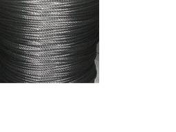 Трос стальной нержавеющий 3. 0 мм DIN 3060 (7x19), купить,