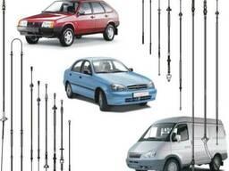 Трос управления сцеплением,газ,ручн. тормозом з-дТехнопривод