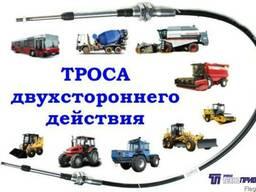 Тросы управления КПП,ГСТ тракторов,комбайнов з-дТехнопривод