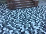 Тротуарна плитка - фото 1