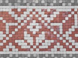 Тротуарна плитка Шашка