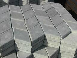 Тротуарная и фасадная плитка литая - фото 3