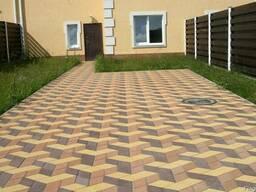 Тротуарная плитка 120мм