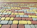 Тротуарная плитка - фото 5
