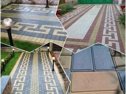 Тротуарная плитка - фото 2