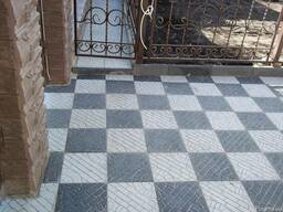 Тротуарная плитка бетонная «Старая Прага» от Донрок. Акция