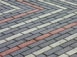Тротуарная плитка ФЕМ (ФЭМ) . Лучшая цена Киев, Старый город