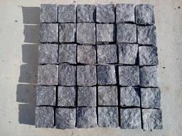 Тротуарная плитка из натурального камня серая оптом