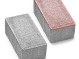 Тротуарная плитка Кирпич 200×100