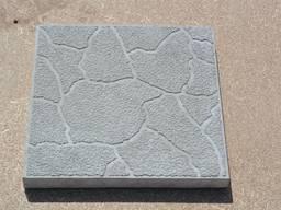 Тротуарная плитка Тучка 300х300