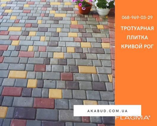 Тротуарная плитка Старый Львов