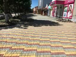 """Тротуарная плитка """"Старый город"""""""