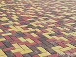 Тротуарная плитка (сухопрессованная и вибролитая) в Харькове - photo 2