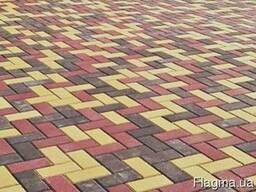 Тротуарная плитка ( сухопрессованная ) в Харькове - photo 2
