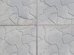 Тротуарная плитка Тучка, Паутинка