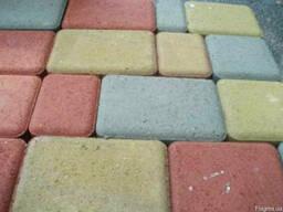 Тротуарная плитка высокого качества. Шлакоблок. БалансБуд