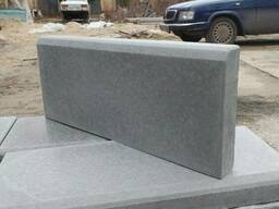 Тротуарный бордюр( под тротуарную плитку, брусчатку, клумбы