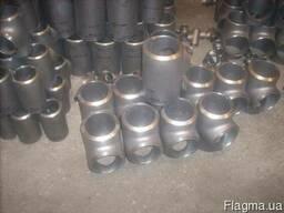 Тройник стальной ф 325х12 мм ст. 09Г2С