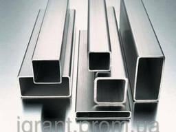 Труба алюмінієва ф15х15х1, 5, 25х25, 20х20, АД31, АД0 алюмини