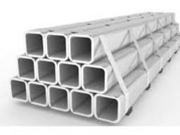 Трубы алюминиевые профильные АД все размеры недорого