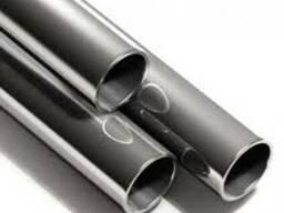 Труба нержавеющая матовая 40х1,5 DIN 11850 Цены, ГОСТ, в наличии