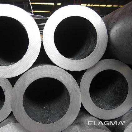 Труба 299х45 мм, отрезаем куски