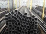 Труба 25х25х1,5 сварная стальная квадратная