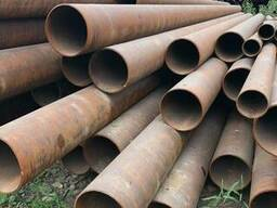 Продам трубу 102, 108, 57, 48 бу длина 3-6 м на складевДнепре