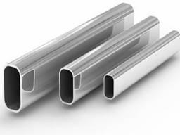 Труба 50х25х2, 0 сварная стальная прямоугольная