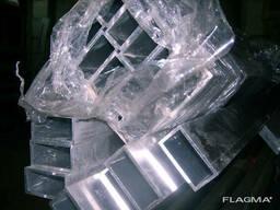 Алюминиевая труба прямоугольная 20x10x1, 5