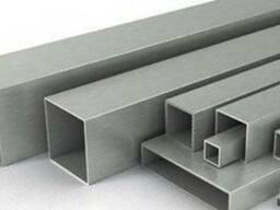 Алюминиевый профиль (проф труба алюминиевая) 100х20х2 мм