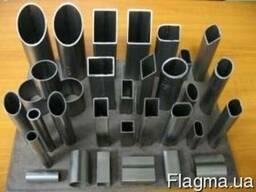 Труба алюминиевая, анодированная и без покрытия