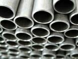 Труба алюминиевая Д1 ф 58 х 3,5 мм - фото 1