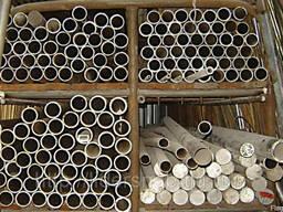 Труба алюминиевая 60х2, 5х3000 АД0, АД31 ГОСТ купить доставка