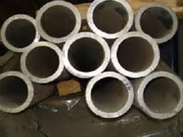 Труба алюминиевая круглая АД анодированная недорого