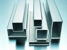 Труба алюминиевая профильная 60х120х4,0, купить, ГОСТ, цена