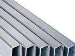 Труба алюминиевая профильная