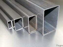 Труба алюминиевая прямоугольная 8. 8х10х1. 5 / AS, купить