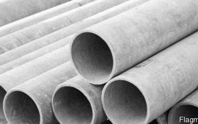 Трубы асбестоцементные безнапорные d 150 мм, длина 3950 см)