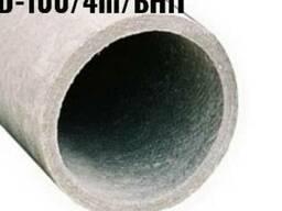 Труба асбестоцементная D-100/4м