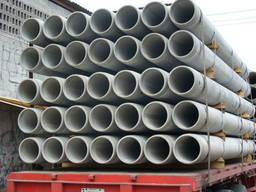 Асбестовая труба для канализации и дымохода ВТ6 и ВТ9