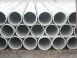 Трубы асбестоцементные безнапорные d 200 мм, длина 4000мм