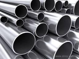 Труба стальная бесшовная 20х3.5 мм ст.20 ГОСТ 8732 БШ горячекатаная